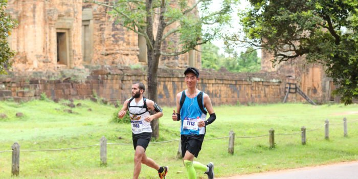 The 7th Khmer Empire Marathon will be held on Sunday 2nd August 2020