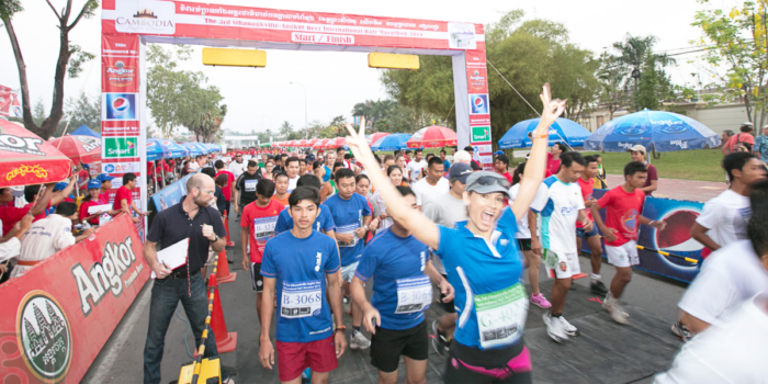 Sihanoukville International Half Marathon Sunday March 2020